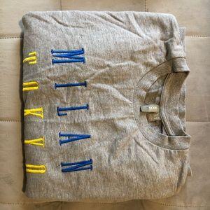 Grey sweatshirt from ASOS